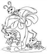 Imágenes de hormigas para colorear (9/16)