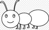 Imágenes de hormigas para colorear (12/16)