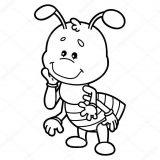 Imágenes de hormigas para dibujar (16/16)