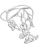 Dibujos de hormigas fáciles (6/7)
