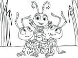 Dibujos de hormigas fáciles (7/7)