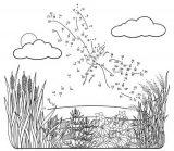 Imágenes de libélulas para colorear (10/16)