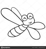 Dibujos de libélulas para colorear (3/15)