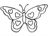 Mariposas para colorear (12/16)