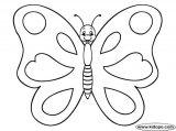 Imágenes de mariposas para colorear (4/16)