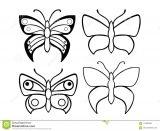 Imágenes de mariposas para colorear (6/16)