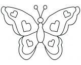 Imágenes de mariposas para colorear (9/16)
