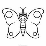 Mariposas para pintar (7/16)