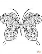 Mariposas para pintar (14/16)