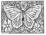 Mariposas para colorear e imprimir (5/16)