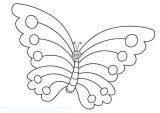 Mariposas para colorear e imprimir (9/16)