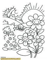 Dibujos de mariposas para pintar (4/11)