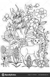 Dibujos de mariposas para pintar (5/11)
