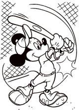Mickey mouse para dibujar (1/8)