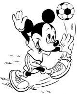 Mickey mouse para dibujar (6/8)