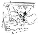 Mickey para pintar (8/8)