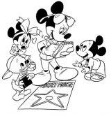 Imágenes de Mickey para colorear (1/8)