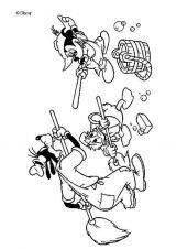 Imágenes de Mickey para colorear (8/8)