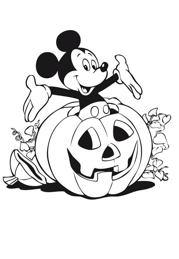Mickey Mouse Para Colorear2019dibujos De Mickey Para Colorear