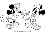 Minnie para colorear: Dibujos de minnie para colorear (2/16)