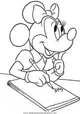 Minnie para dibujar (10/16)