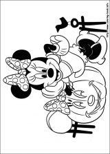 Imagenes de minnie para dibujar (13/16)