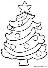 Dibujos de Navidad para colorear (29/365)