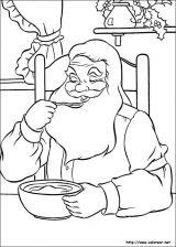 Dibujos de Navidad para colorear (50/365)