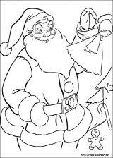 Dibujos de Navidad para colorear (53/365)