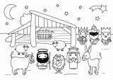 Dibujos de Navidad para colorear (57/365)