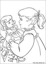 Dibujos de Navidad para colorear (72/365)