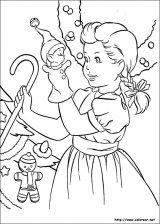 Dibujos de Navidad para colorear (77/365)