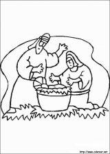 Dibujos de Navidad para colorear (132/365)
