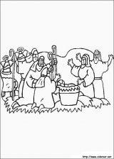 Dibujos de Navidad para colorear (134/365)