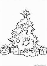 Dibujos de Navidad para colorear (137/365)