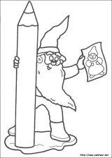 Dibujos de Navidad para colorear (144/365)