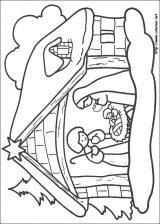 Dibujos de Navidad para colorear (147/365)
