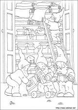 Dibujos de Navidad para colorear (159/365)