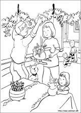 Dibujos de Navidad para colorear (194/365)