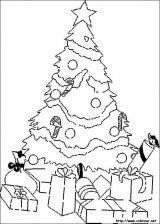 Dibujos de Navidad para colorear (204/365)