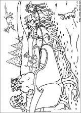 Dibujos de Navidad para colorear (206/365)