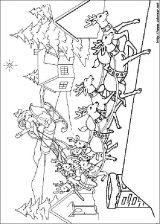 Dibujos de Navidad para colorear (207/365)