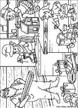 Dibujos de Navidad para colorear (208/365)