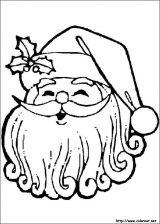 Dibujos de Navidad para colorear (209/365)