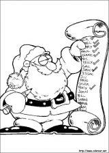 Dibujos de Navidad para colorear (211/365)