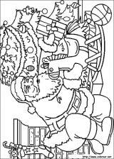 Dibujos de Navidad para colorear (216/365)