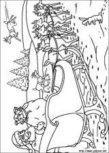 Dibujos de Navidad para colorear (218/365)