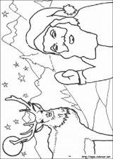 Dibujos de Navidad para colorear (221/365)