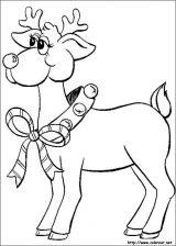 Dibujos de Navidad para colorear (226/365)