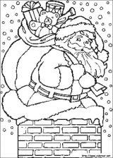 Dibujos de Navidad para colorear (230/365)